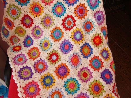 Baby Blanket free crochet pattern
