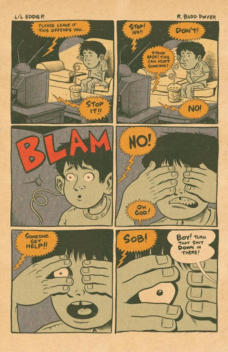 Brain Rot: R Budd Dwye...