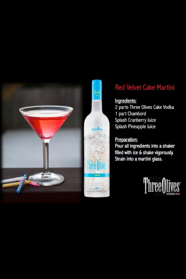 red velvet cake martini cocktail drink recipes the cocktail project ...
