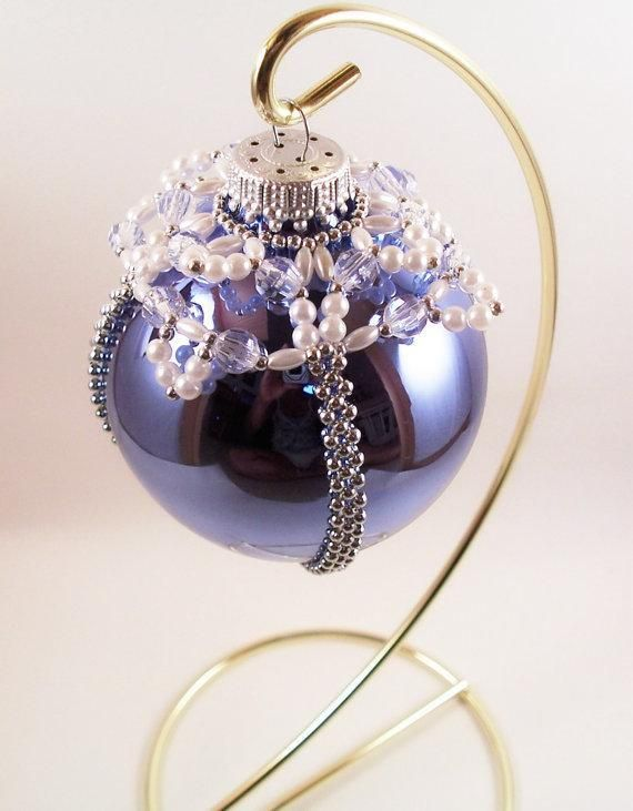 Elegant Christmas Ornament From Zaneymay Holiday