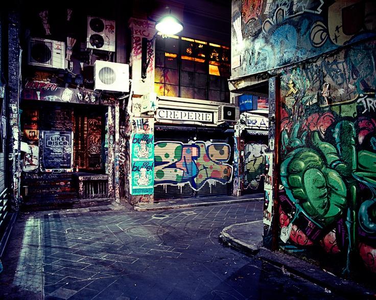 Urban Landscapes - Nick Delaney #GeorgeTupak