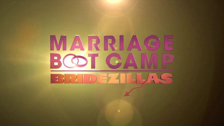 Marriage Boot Camp Bridezillas