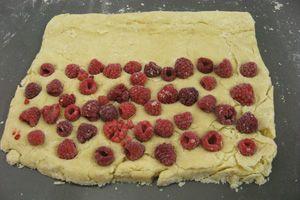 Raspberry Scones | Recipe