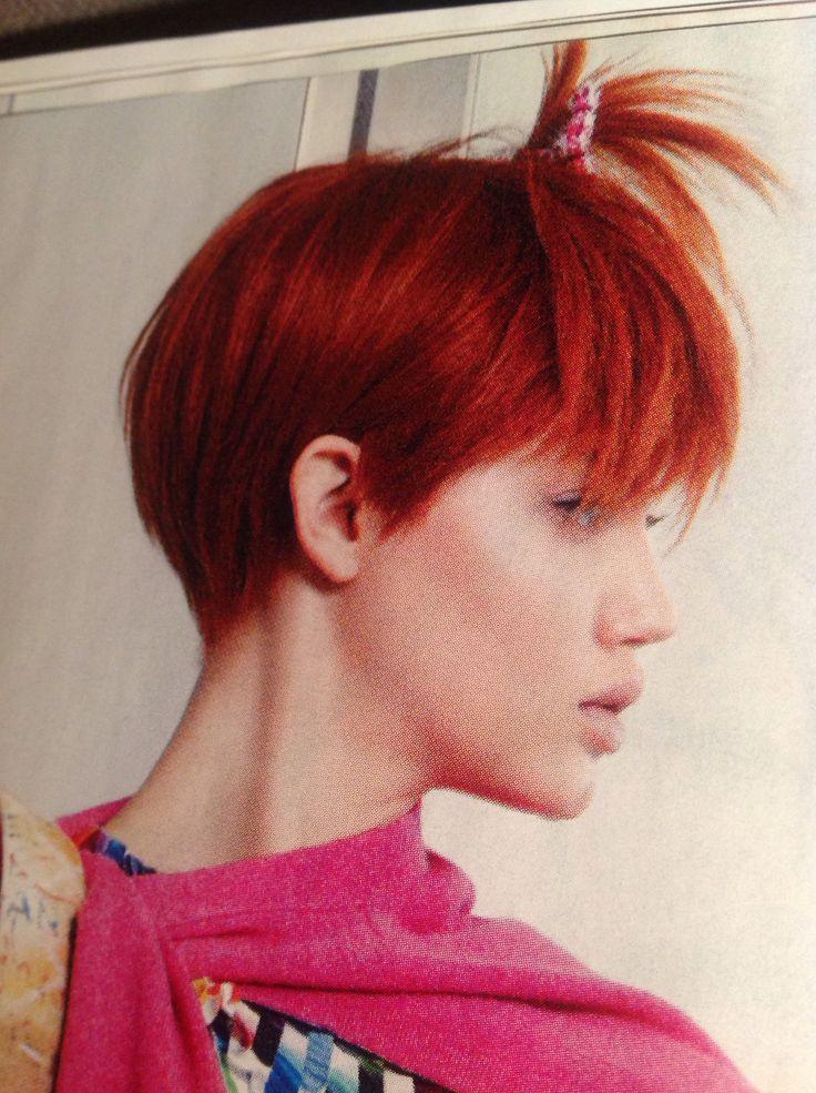 Long pixie | haircuts | Pinterest