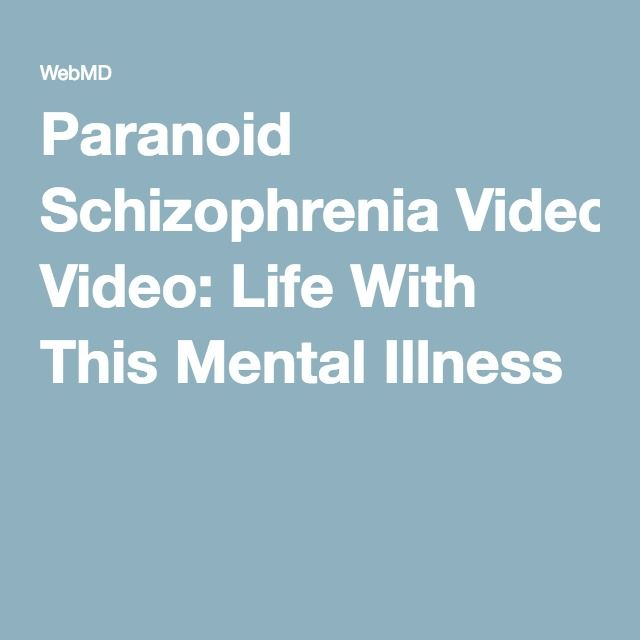 paranoid schizophrenia the case of daniel He has many symptoms that fit the criteria for this diagnosis anxietythe case of paul schreber 7 my other final diagnosis is paranoid schizophrenia treatment options there are several treatment options available for both paranoid schizophrenia and posttraumatic stress disorder stress management.