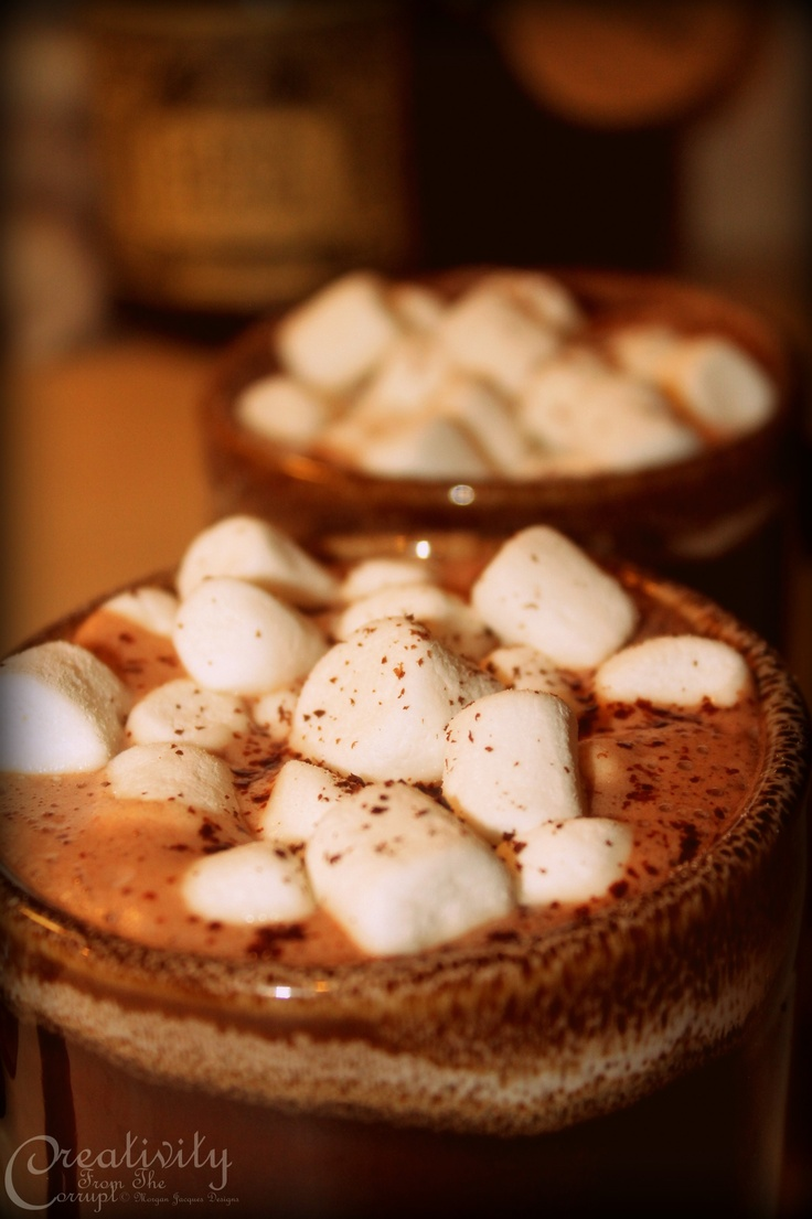 ... maple whiskey, bourbon aged maple, marshmallows and topped it with a