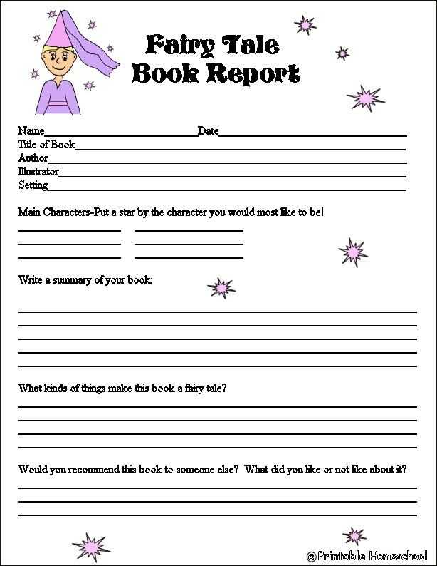 book report on found