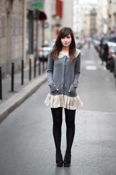 秋ファッションモードを楽しむ!可愛いスカート着こなしコーデ術♪
