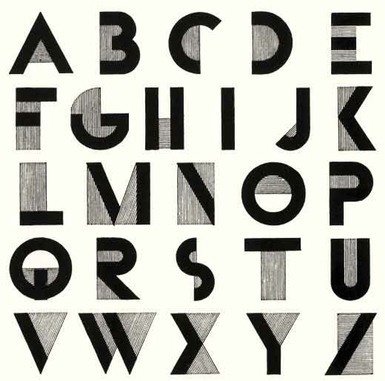 historia de la tipografia futura: