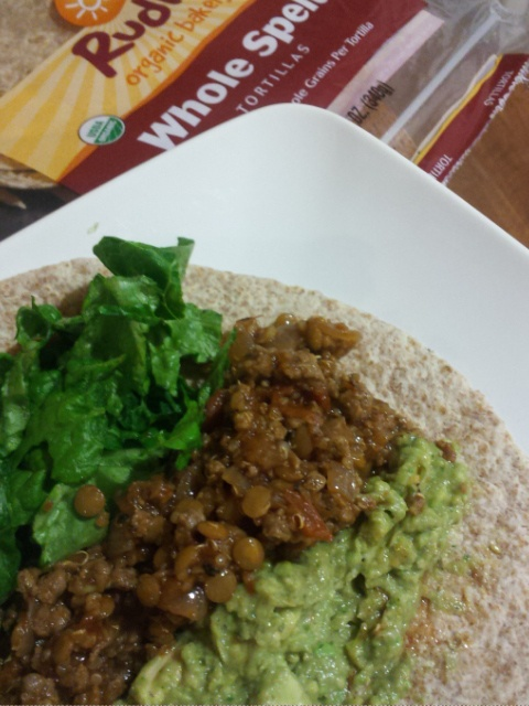 Vegan taco filling | Healthy Eats | Pinterest