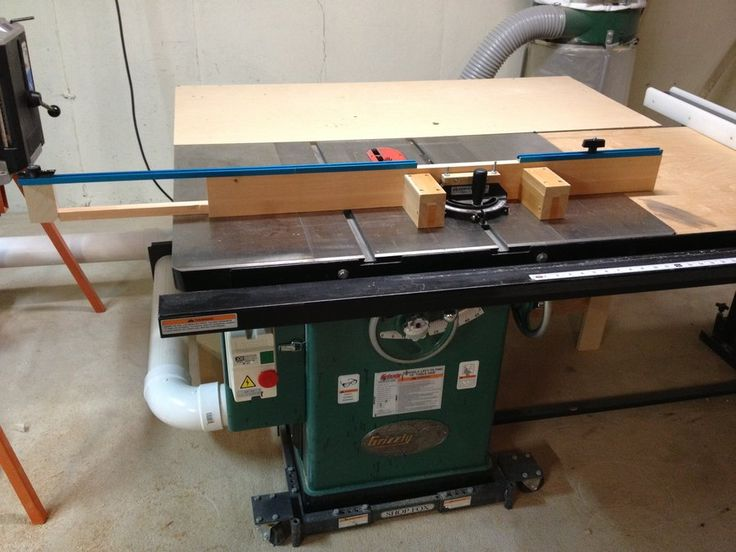 Table saw sled woodworking pinterest for Table saw sled