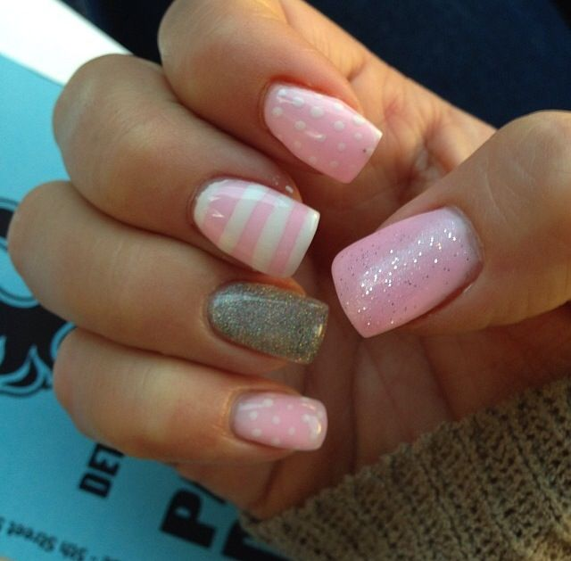 Nail Designs For A Baby Shower : Cute Nail Ideas For A Baby Shower Best Auto
