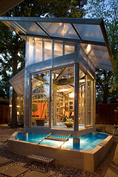Glass shed... William Wright photo