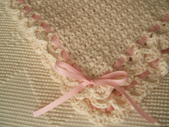 Tiramisu Crochet Baby Blanket Pattern