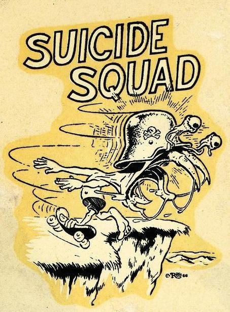 Suicide Squad Hot Rod Ed Roth Art Pinterest