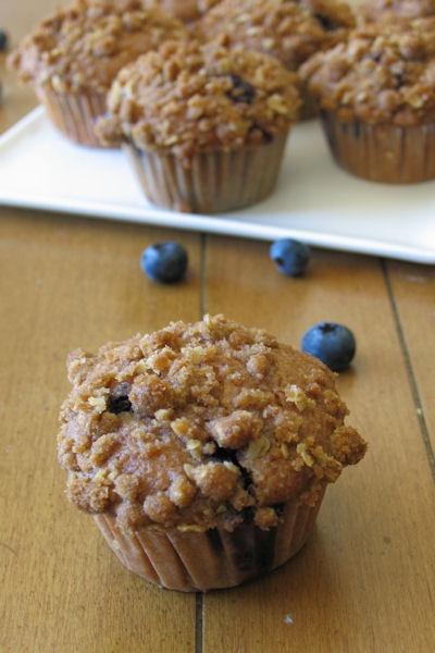 Whole Wheat Blueberry Muffins   A Dash of Sugar and Spice favorites ...