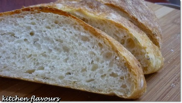 Potato and Rosemary Bread | Breads | Pinterest