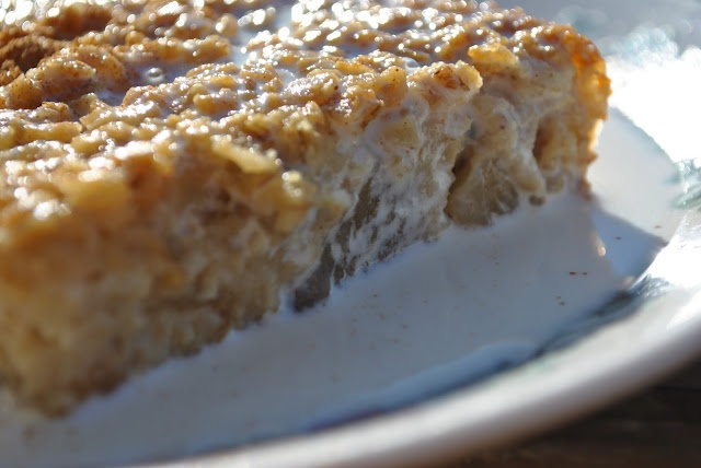 Baked Apple Oatmeal | Cooke's Frontier Pins | Pinterest