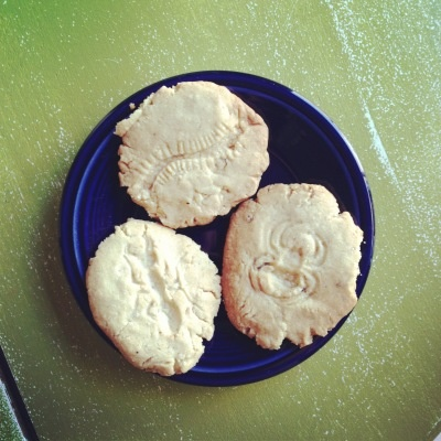 Fossil Cookies | Yum | Pinterest