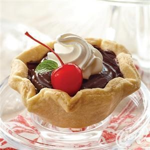 Double Chocolate Tarts from Crisco® #MothersDay