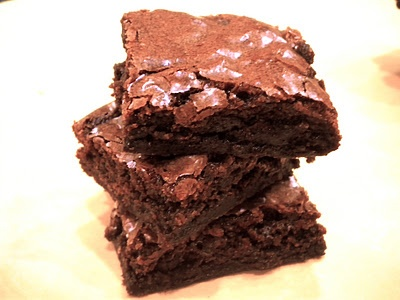 ... Brownies (I think I'll try making these using Keebler Grasshopper
