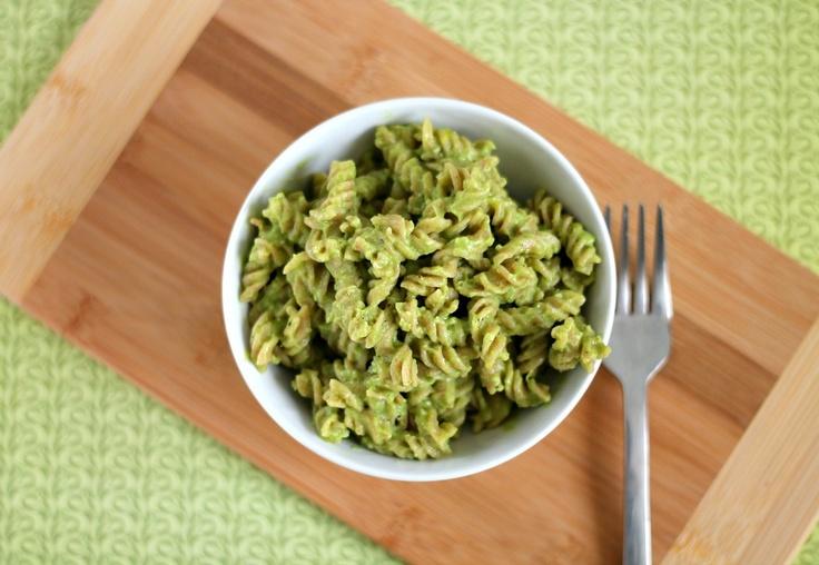 ... & Chillies - Easy. Healthy. Halal.: 15 Minute Creamy Avocado Pasta