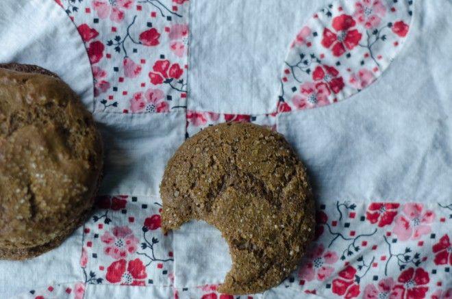 molasses cookies | recipes | Pinterest