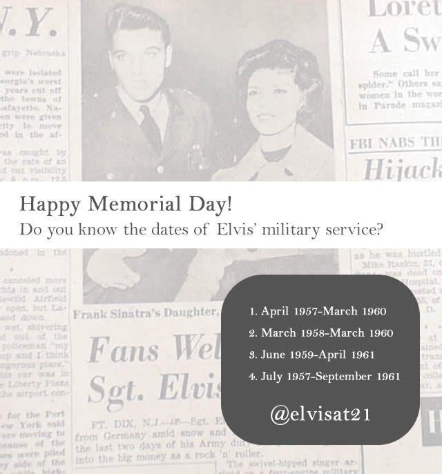 memorial day dates