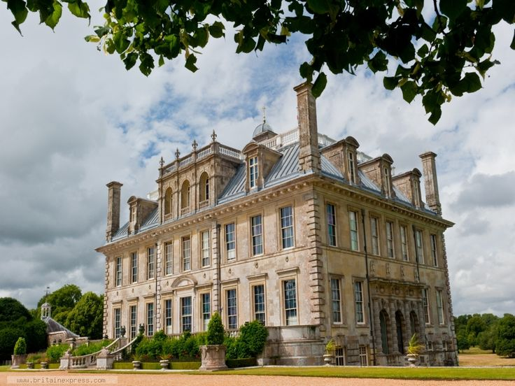 English Country House Homes Pinterest