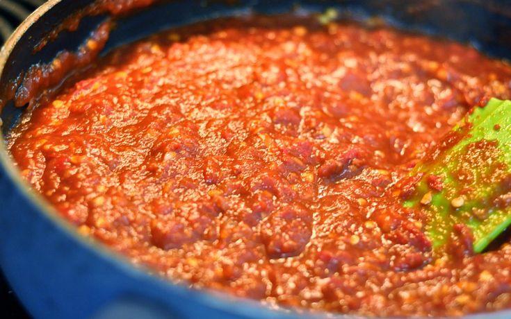 Homemade Sriracha | I