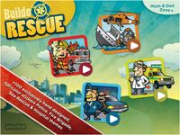Good Free App of the Day: Buildo Rescue Sticker Book!