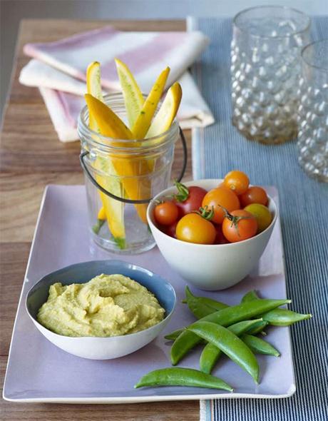 Curried Hummus | Very vegetarian | Pinterest