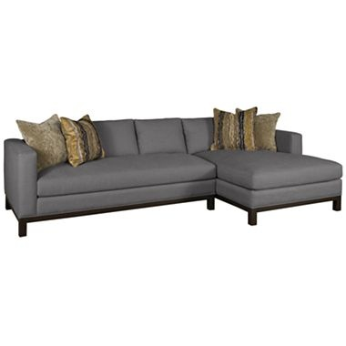 Ava sectional jcpenney living room pinterest for Jcpenney sectional sofas