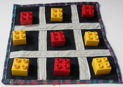 Lego Tic Tac Toe