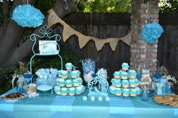 pin by heather manley on outdoor blue baby shower pinterest