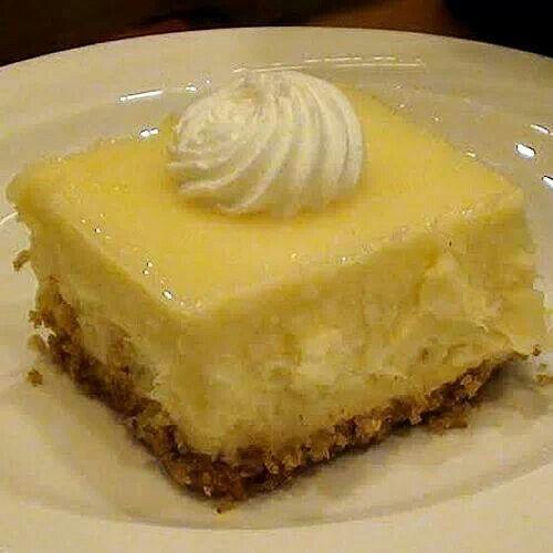 Lemon pie/ bars | food | Pinterest