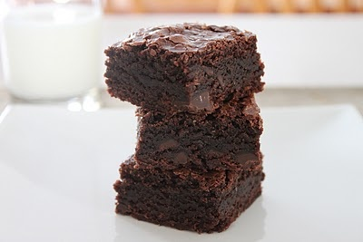 Supposedly some of the best brownies I'll ever eat. I do love a ...