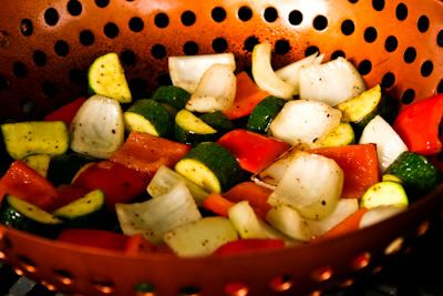 World's Easiest Grilled Vegetables (How to Cook Vegetables on the Gri ...
