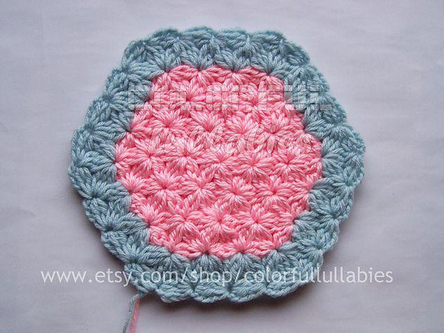Crochet Stitch Jasmine : Ravelry: Jasmine Stitch No. 8- 6 petals with bobbles in the round ...