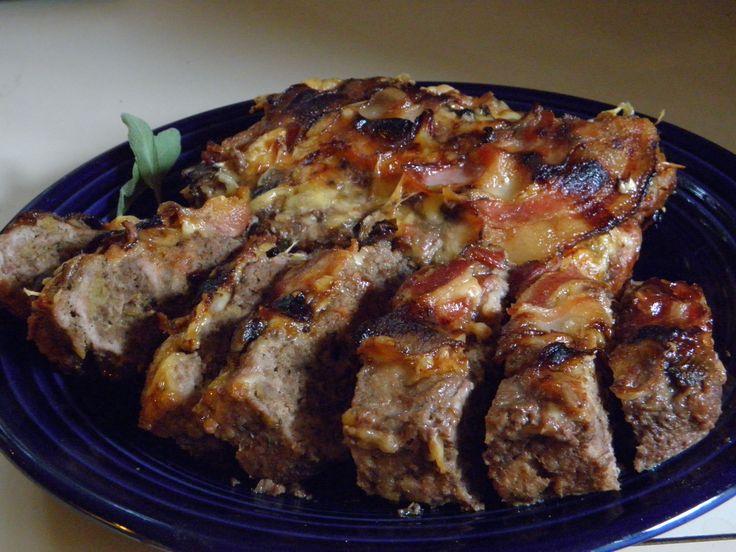 ... ://allrecipes.com/recipe/bacon-wrapped-mushroom-meatloaf/detail.aspx