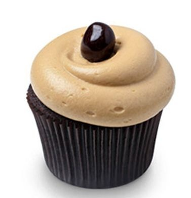 Cupcake with Coffee Bean looks just like the one at SWEET in waterford ...