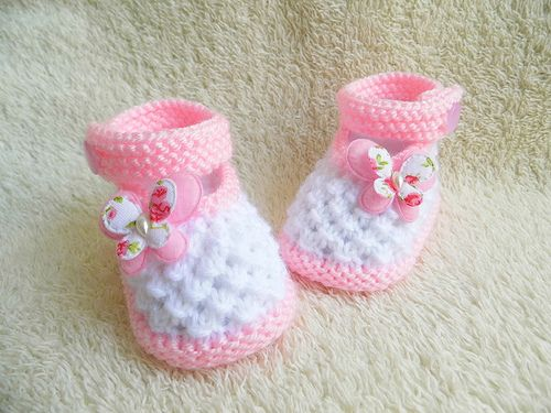 Crochet Items : P1010572 Hand knitted/crochet Baby Items Pinterest