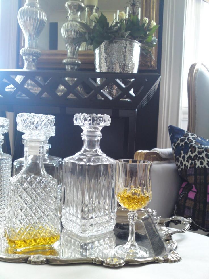 whiskey caraffe | Cheers! | Pinterest