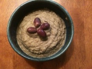 Smoky Baba Ghanoush | Gluten Free Fridays (recipes) | Pinterest