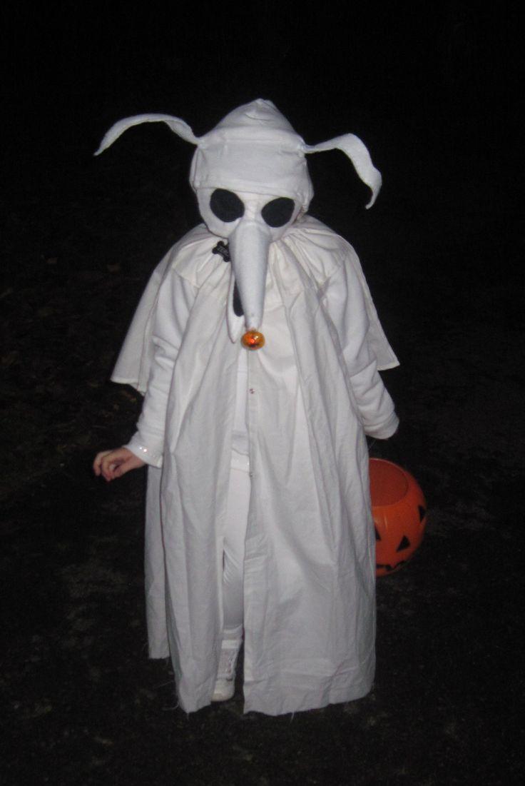 Nightmare Before Christmas Zero Costume My homemade zero costume Zero Nightmare Before Christmas Pictures