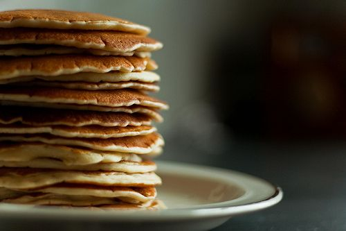 Banana Pecan Buttermilk Pancakes Recipe. | Food, Restaurants & Recipe ...