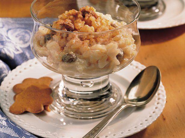 Slow-Cooker Caramel Rice Pudding | Recipe