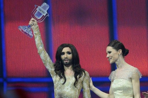 eurovision 2014 austria woman or man