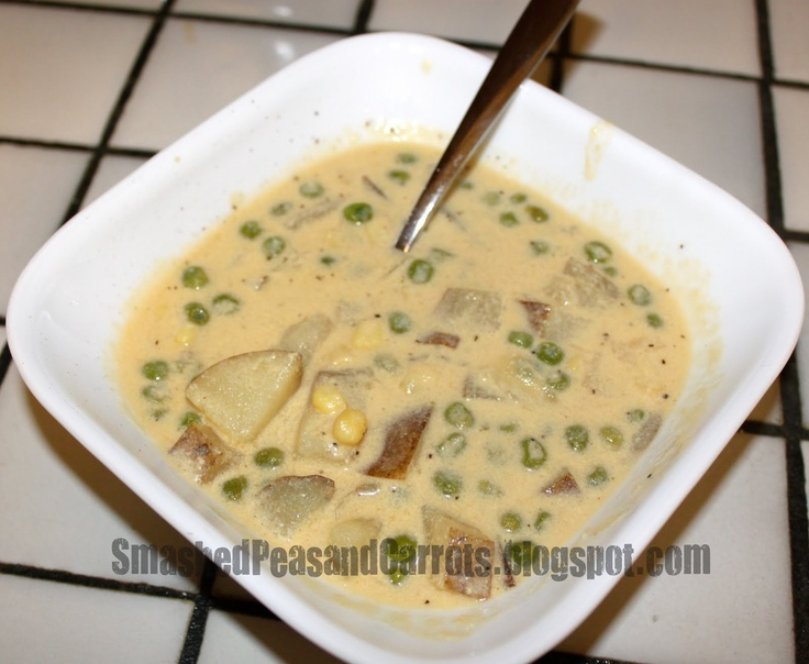 Smashed Peas and Carrots: Dinner Tonight: Wisconsin Beer Cheese Soup