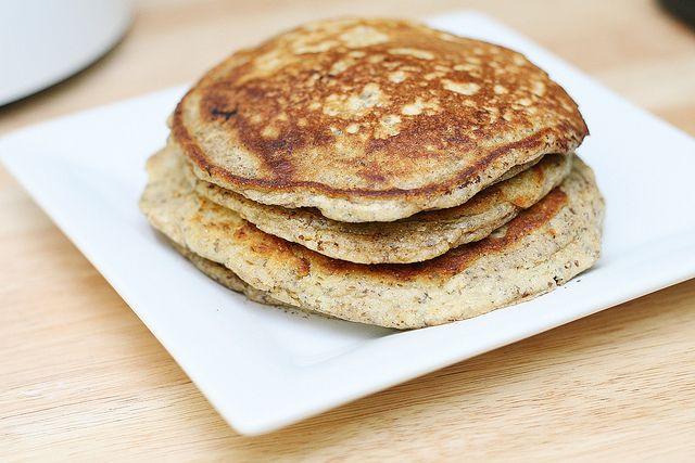 Whole Grain Pancakes Recipes — Dishmaps